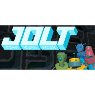 [𝐈𝐍𝐒𝐓𝐀𝐍𝐓] JOLT: Super Robot Racer + BONUS