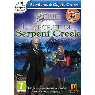 9 Clues The Secret of Serpent Creek