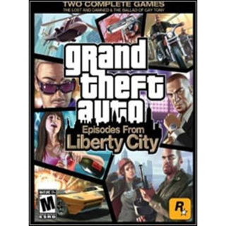 Grand Theft Auto: Episodes from Liberty City [Steam\Global]