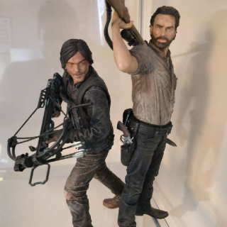 The Walking Dead Deluxe Figure