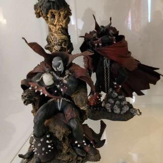 Rare Spawn Statues