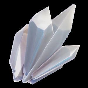 Quartz Crystal   400x