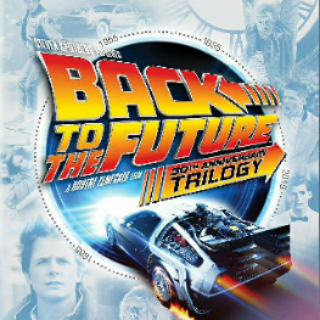 Back To The Future Trilogy HD Movies Anywhere Code