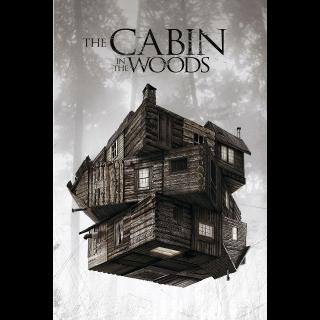 The Cabin in the Woods HD Vudu Redeem Code
