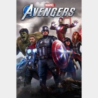Marvel's Avengers steam key global - SQUARE ENIX INSTANT DELIVERY