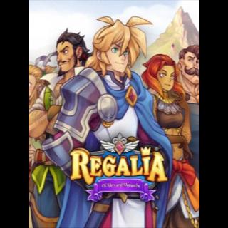 Regalia: Of Men and Monarchs Steam Key GLOBAL ⚡️ INSTANT ⚡️
