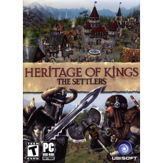 The Settlers 5 : Heritage of Kings  ⚡️ ⚡️ ⚡️  UPLAY KEY INSTANT DELIVERY REGION FREE ⚡️ ⚡️ ⚡️