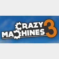 Crazy Machines 3 STEAM KEY ⚡️ INSTANT ⚡️