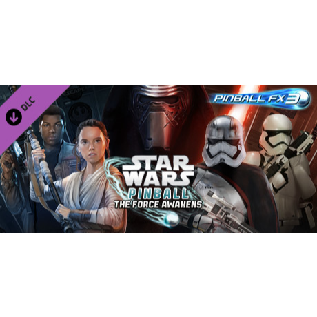 Star Wars™ Pinball: The Force Awakens Pack INSTANT DELIVERY
