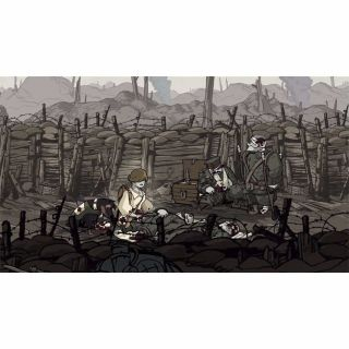 Valiant Hearts: The Great War ⚡️ UPLAY KEY WORLDWIDE INSTANT DELIVERY ⚡️
