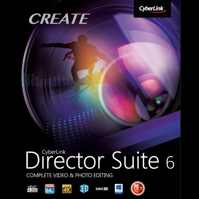 cyberlink director suite 6 key