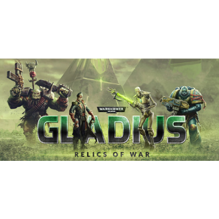 Warhammer 40,000: Gladius - Relics of War | KEY | GLOBAL
