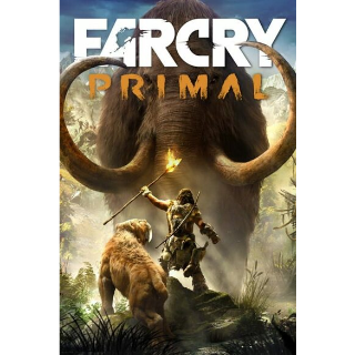 Far Cry Primal Uplay Key EUROPE INSTANT DELIVERY