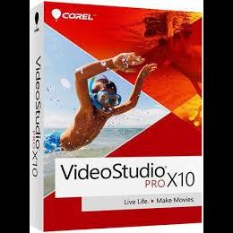 VideoStudio  Pro X10 - DIGITAL KEY ESD -INSTANT DELIVERY