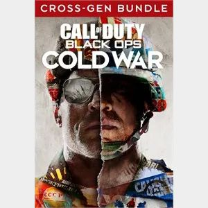 Call of Duty Black Ops Cold War Cross-Gen Bundle EUROPEAN UNION region xbox one and XBox Series X|S - INSTANT