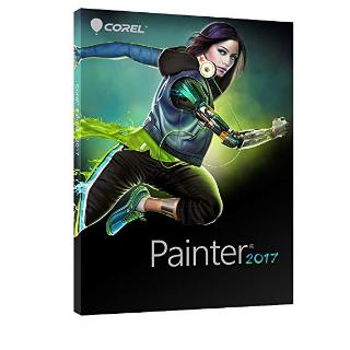 Corel Painter 2017  (License Key, Full Software Suite VALUE $399) - Instant