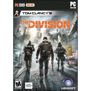 Tom Clancy's The Division + SURVIVAL  HB Link EU SEA AFRICA