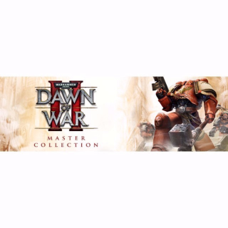 Warhammer 40,000: Dawn of War II Master Collection Steam CD Key INSTANT DELIVERY