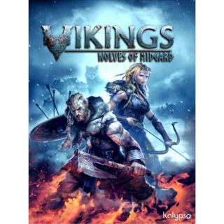 Vikings - Wolves of Midgard PC Steam Key GLOBAL ⚡️ INSTANT ⚡️