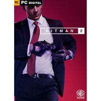 HITMAN 2 STEAM CD KEY GLOBAL KEY ⚡️ INSTANT DELIVERY ⚡️