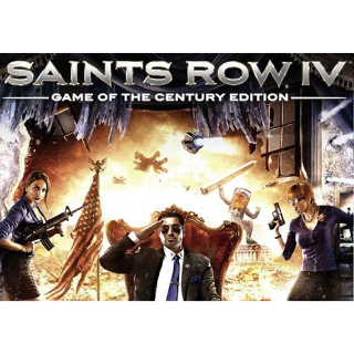 Saints Row IV: Game of the Century Edition Steam Key GLOBAL 20+ DLCs ⚡️ INSTANT ⚡️