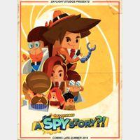 Holy Potatoes! A Spy Story?! Steam CD Key ⚡️ INSTANT ⚡️