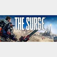 The Surge STEAM KEY GLOBAL INSTANT DELIVERY