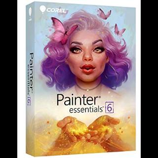 Corel Painter Essentials 6 Digital Art Suite KEY INSTANT