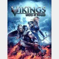 Vikings - Wolves of Midgard PC Steam Key GLOBAL ⚡️ INSTANT ⚡️