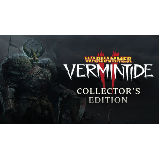 Warhammer VERMINTIDE 2 - Collector's Edition