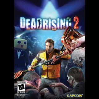 Dead Rising 2 PLUS Off The Record