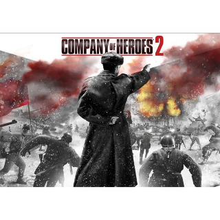 Company of Heroes 2 + 3 DLC packs