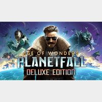 Age of Wonders: Planetfall Deluxe Edition (Steam - Global)