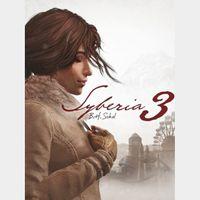 Syberia 3 (Steam - Global)