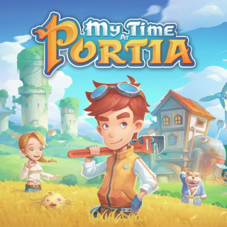 My Time at Portia (Steam - Global)
