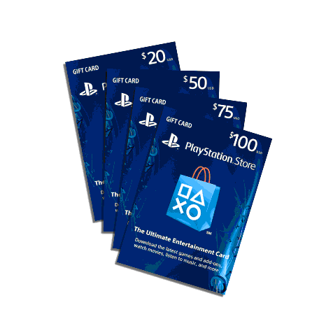 PlayStation Network Gift Card 3 USD PSN UNITED STATES