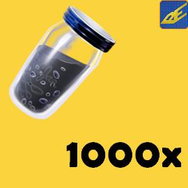 Char Black Mineral Powder | 1 000x