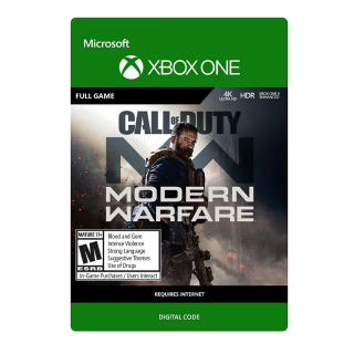 Call of Duty: Modern Warfare  xbox one instant delivery