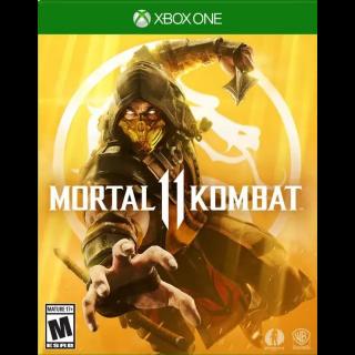 Mortal Kombat 11 [Xbox One Game Key] [ [Auto Delivery]