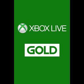 12 MONTHS XBOX LIVE GOLD MEMBERSHIP MICROSOFT XBOX 360 / XBOX ONE GLOBAL AUTO DISPATCH