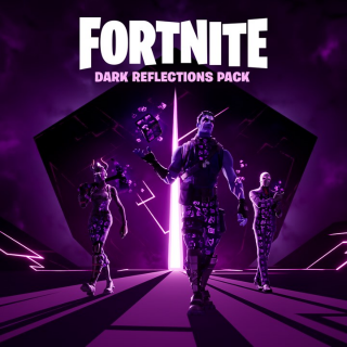 Fortnite - Dark Reflections Pack Xbox one Instant delivery USA region