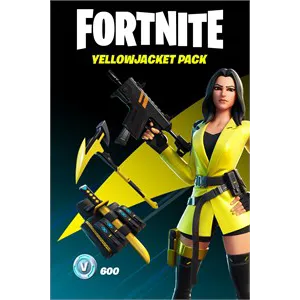 Fortnite-The Yellowjacket Pack[Region US][Xbox One] [Instant Delivery]