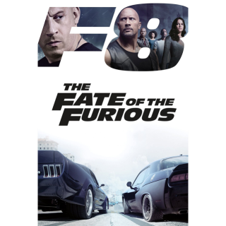 The Fate of the Furious Theatrical and Extended Versions HD