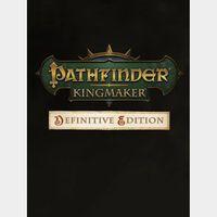 Pathfinder: Kingmaker – Definitive Edition - INSTANT DELIVERY GLOBAL