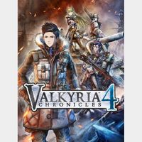 Valkyria Chronicles 4 - Auto Delivery - Global