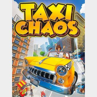 Taxi Chaos - AUTO DELIVERY - Xbox One Series S | X - $ale