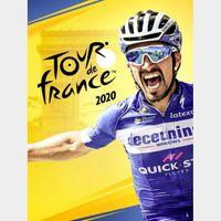 Tour de France 2020 - Region Free - Series S | X - Xbox One