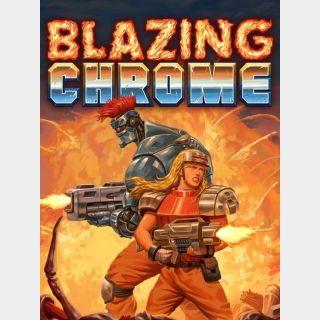Blazing Chrome 🔥 AUTO DELIVERY 🔥 STEAM 🔥 $ale