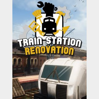Train Station Renovation 🔥 PLAY NOW 🔥 AUTOMATIC DELIVERY 🔥 Xbox Series S | X 🔥 Xbox One 🔥 $ale