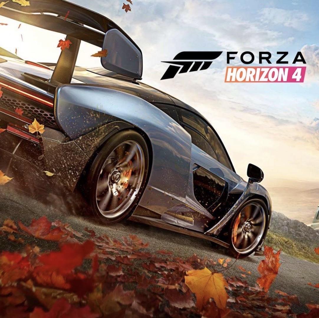 Forza horizon 4 50 million credits